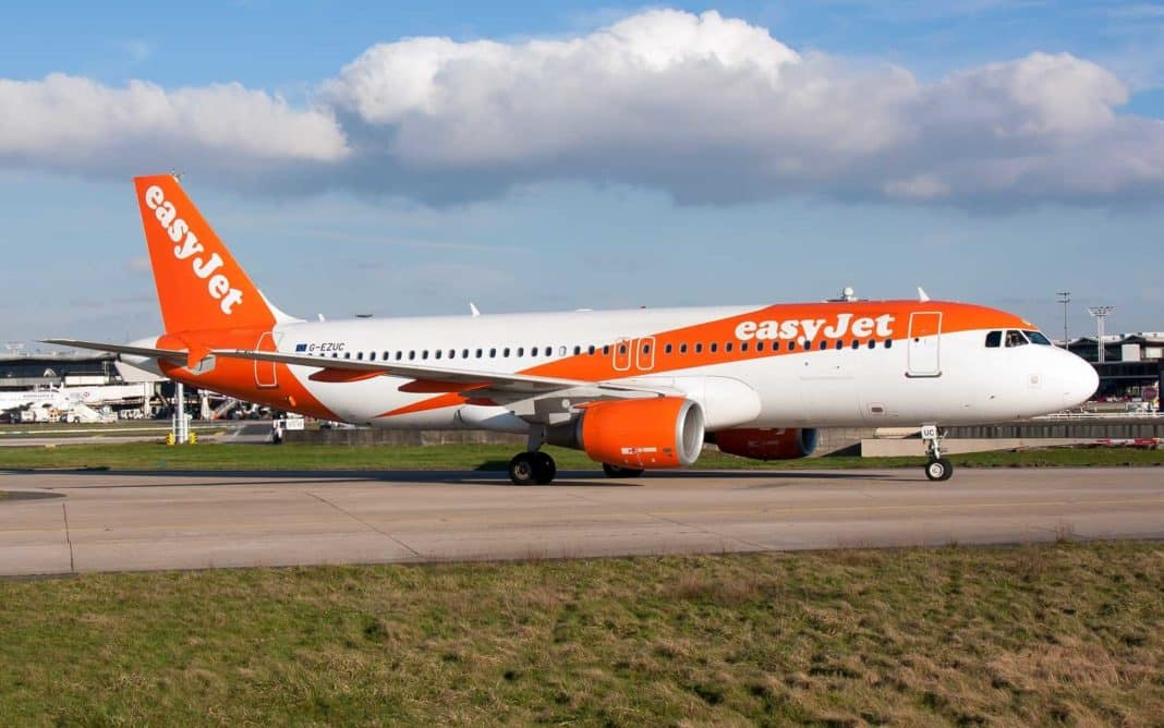 COVID-19 crisis forces EasyJet to first ever annual loss of £1.27bn