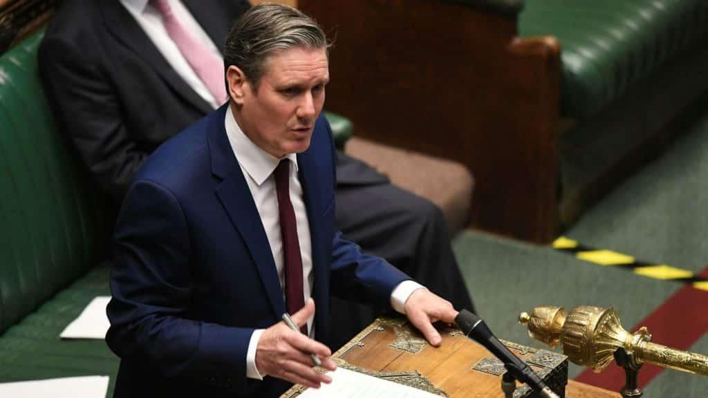 Jeremy Corbyn tidak akan kembali sebagai anggota parlemen dari Partai Buruh, kata Sir Keir Starmer