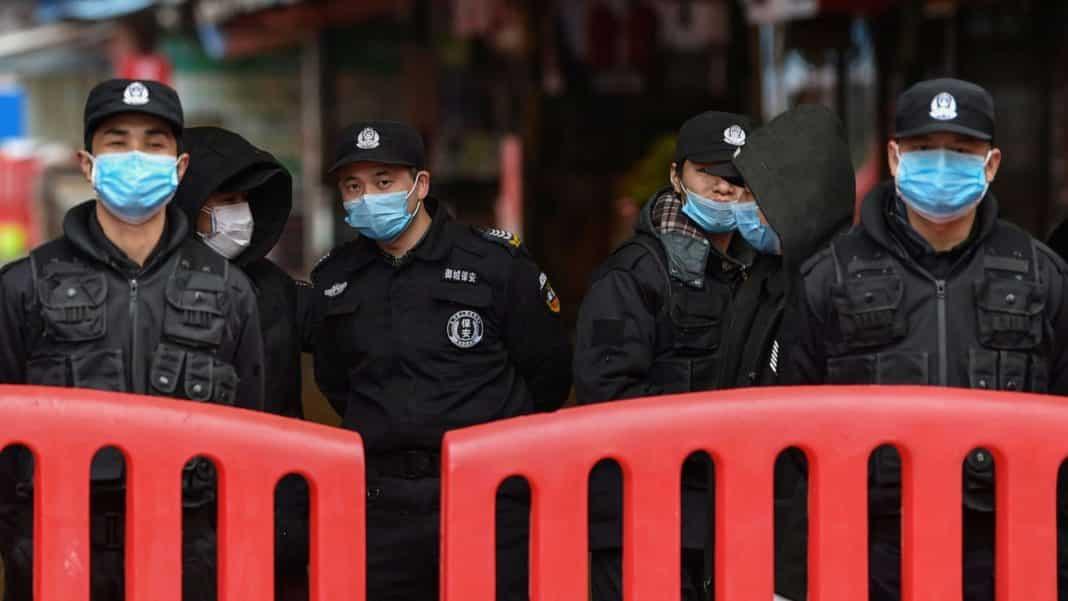 China blocks WHO team from entering country to study coronavirus origin