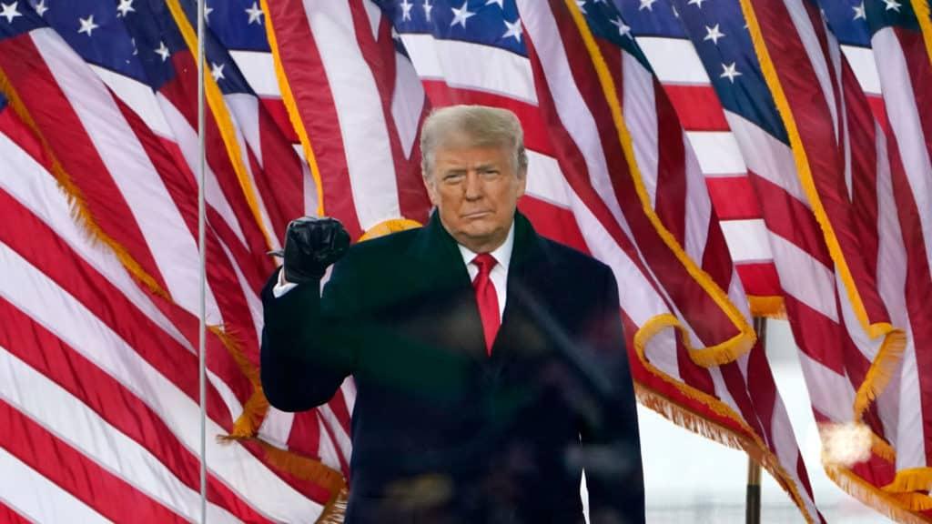 Trump impeachment charge accuses him of 'incitement of insurrection'