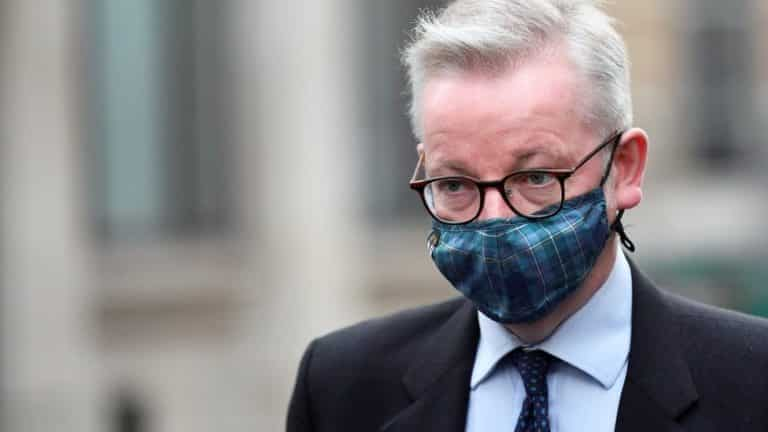 Michael Gove: England's lockdown 'should' start being eased in March