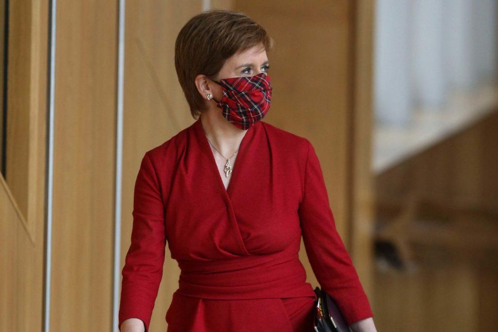 Perjalanan Boris ke Skotlandia dianggap'tidak penting' oleh Nicola Sturgeon
