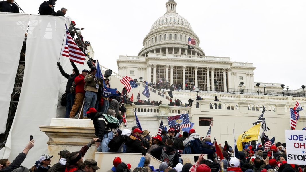 Trump supporters storm US Capitol with four dead, explosives found