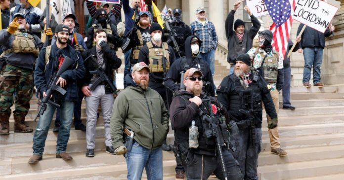 FBI warns of armed protests in 50 state capitals, after impeachment charge