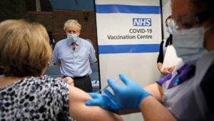 Locations of seven mass COVID-19 vaccination centres revealed