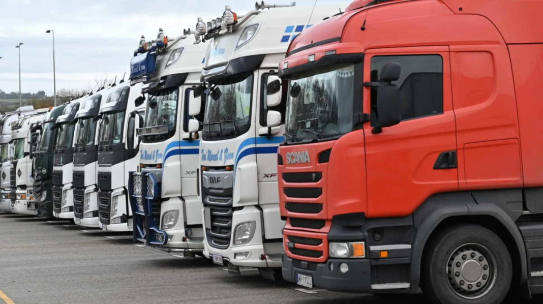 'Welcome to the Brexit, sir': Drivers have food confiscated at Dutch border