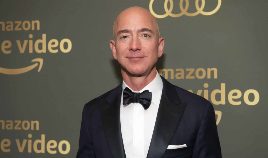 Jeff Bezos to step down as Amazon boss, Christmas sales exceed $100bn