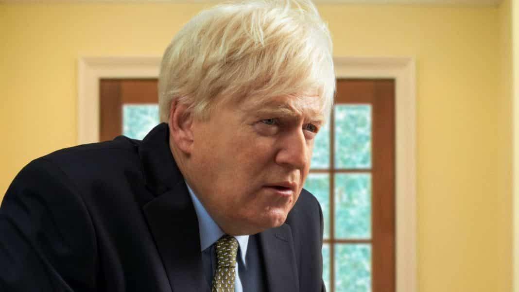 Kenneth Branagh plays Boris Johnson in first-look photo for new drama