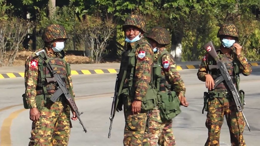 Myanmar's military takes control of the country