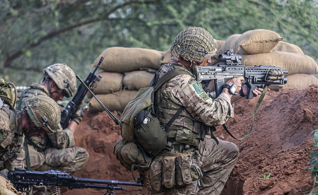 British soldiers on rations as Kenya camp on lockdown after virus outbreak