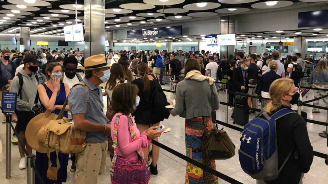 Holiday bookings increase following lockdown easing plans
