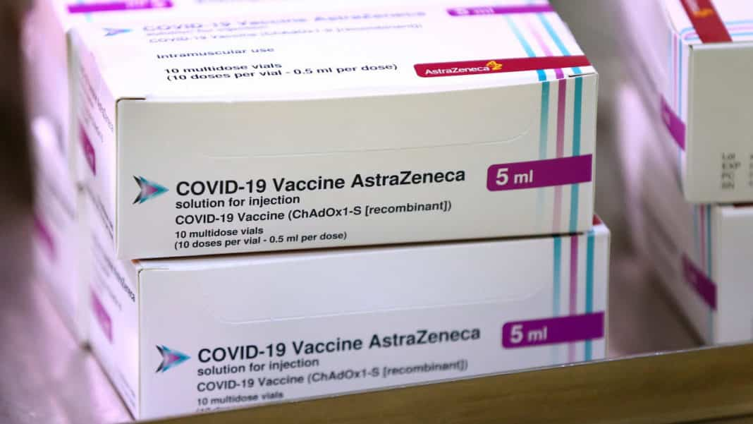 AstraZeneca set to roll out vaccine for new variants by autumn