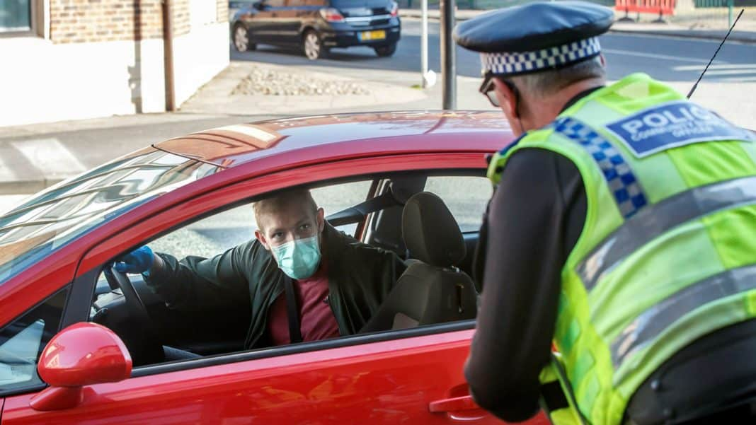 Nearly 70,000 lockdown fines handed out, with steep rise since Christmas