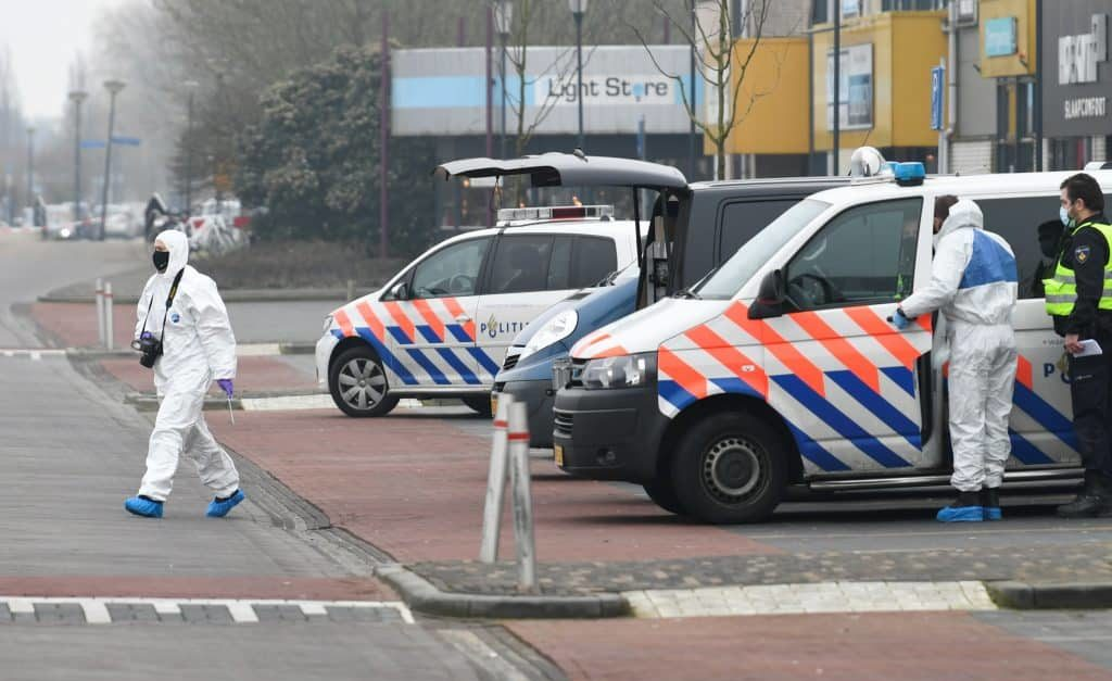 Police say explosion at Dutch COVID testing centre appears intentional