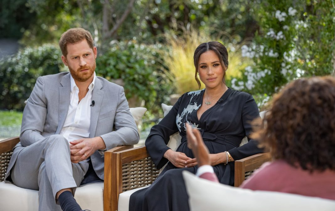 Meghan's suicidal thoughts, claims of 'concerns' about Archie's skin colour