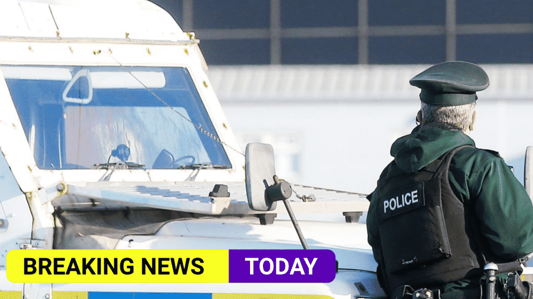 Arson attack on police officer's home in Northern Ireland