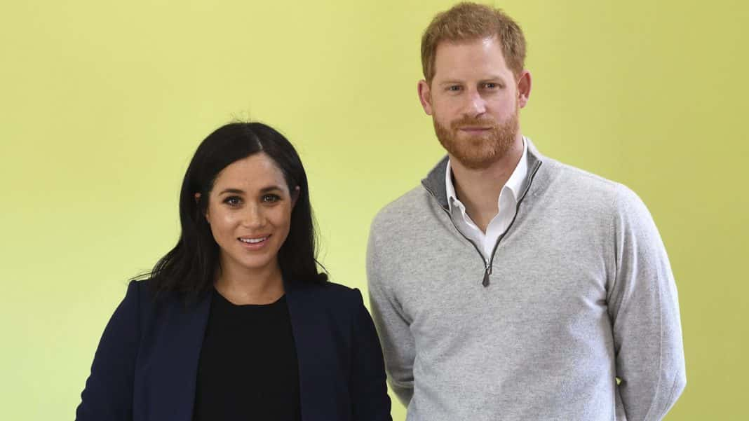 Police called to Harry and Meghan's US home nine times in nine months