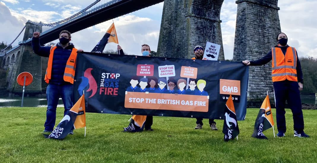 Hundreds of British Gas staff laid off after refusing new contracts