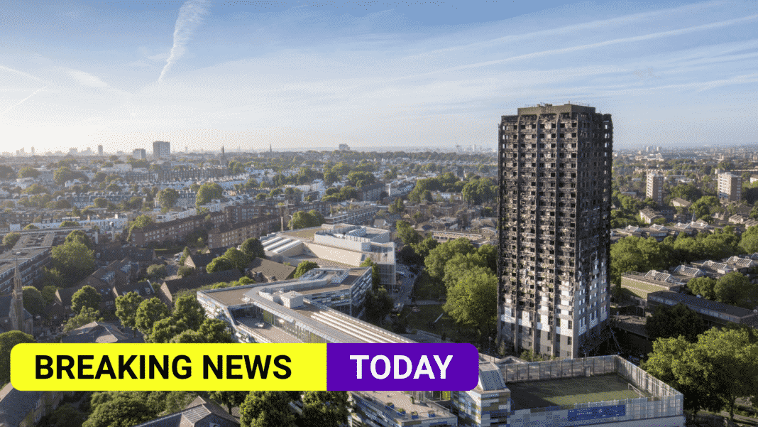 Grenfell survivors condemn new fire safety laws