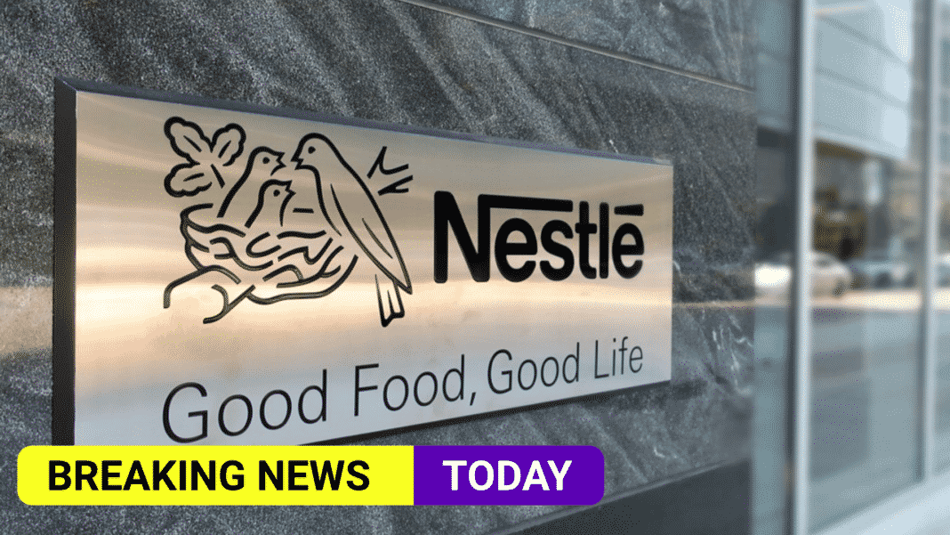 Nestlé set to cut almost 600 jobs as it moves some production to Europe
