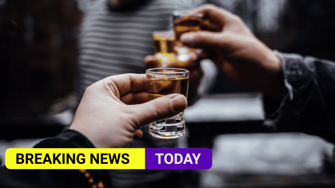 Alcohol-related deaths highest for 20 years in England and Wales