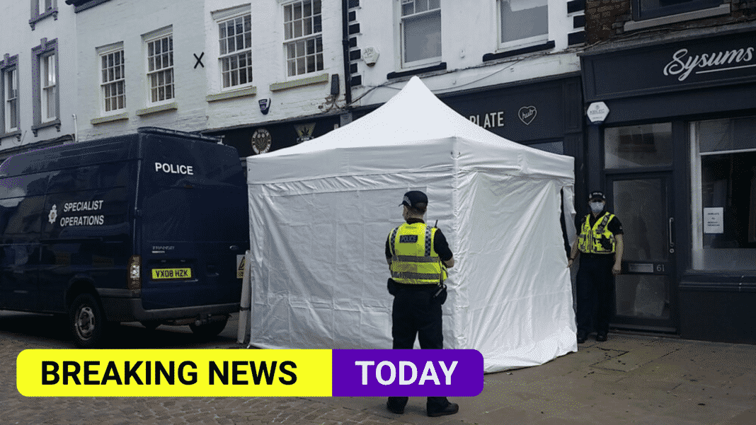 No human remains found at Gloucester café linked to Fred West