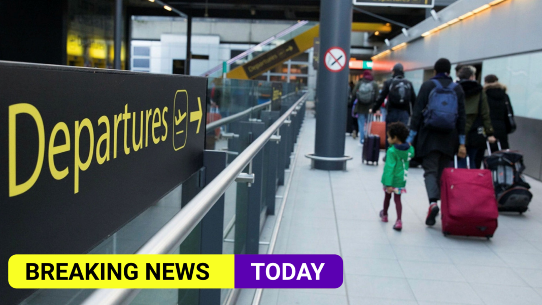 Travel restrictions may be eased for Vaccinated Britons