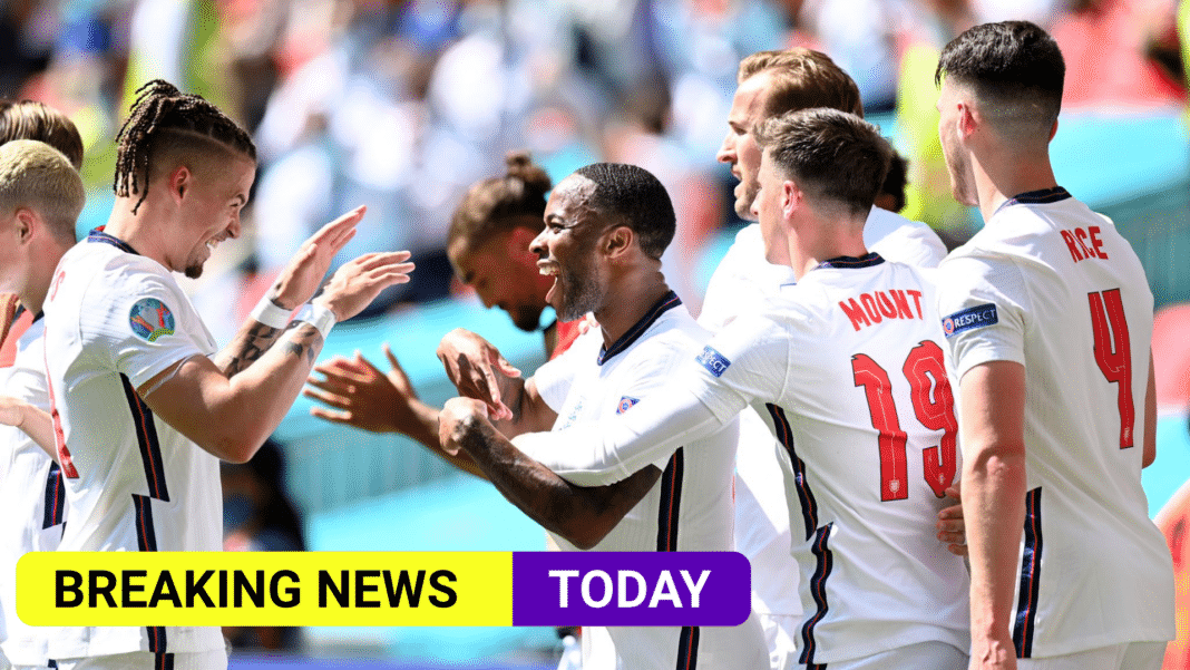 England qualify for Euro knockout, Scotland still need a win
