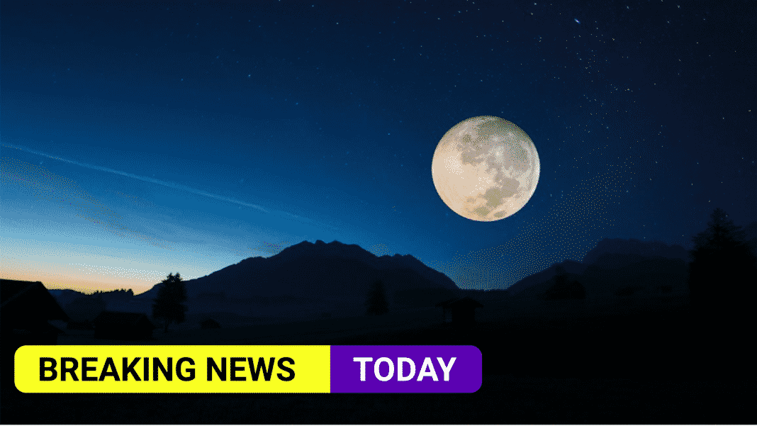 Moon 'wobble' to cause a surge of severe flooding in 2030s, warns NASA