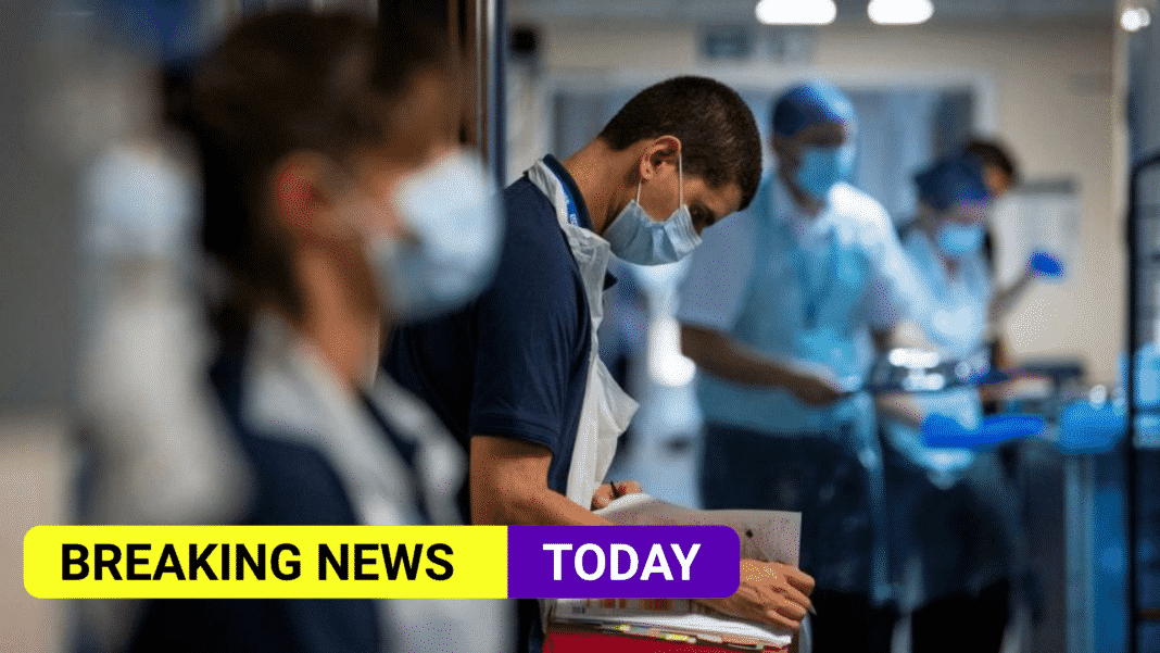 NHS is 'as stretched now as it was in January', says nation's health leaders