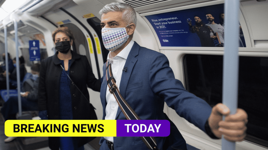 Face masks to remain mandatory on London transport