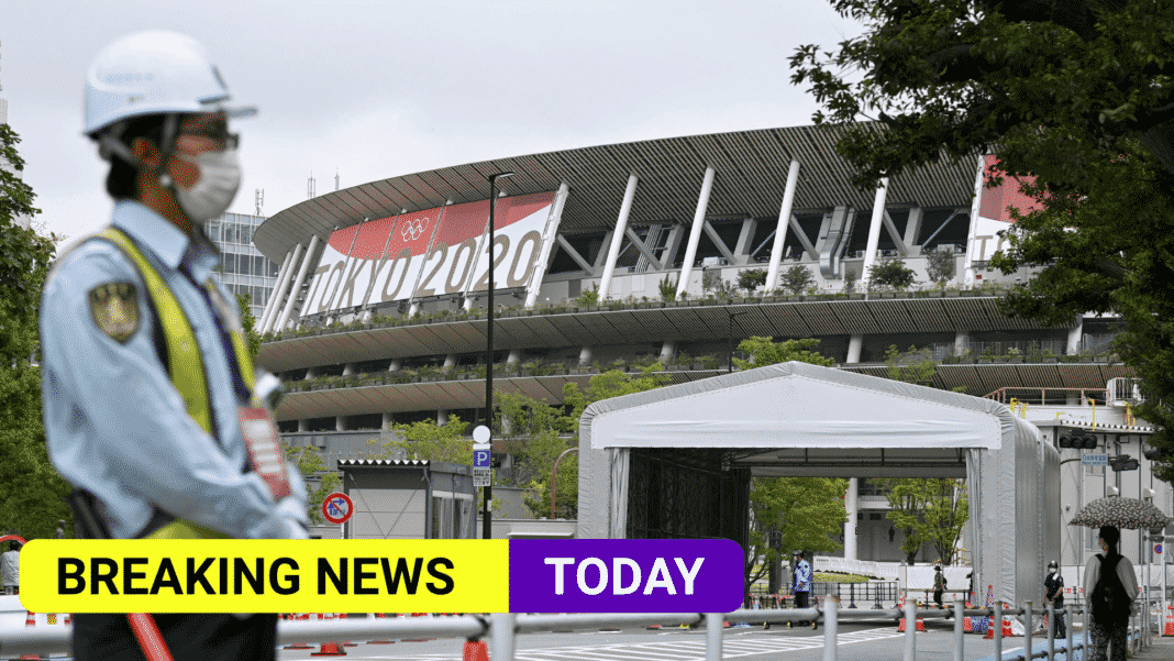 Tokyo Olympics bans spectators after Japan declares state of emergency