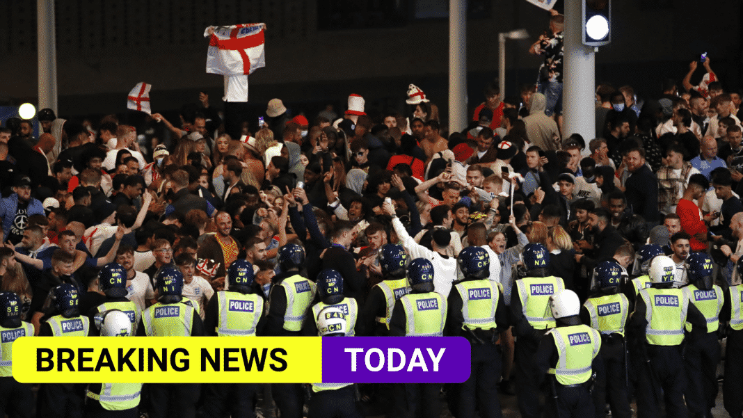 FA launches investigation into troubling events at the Euro 2020 final