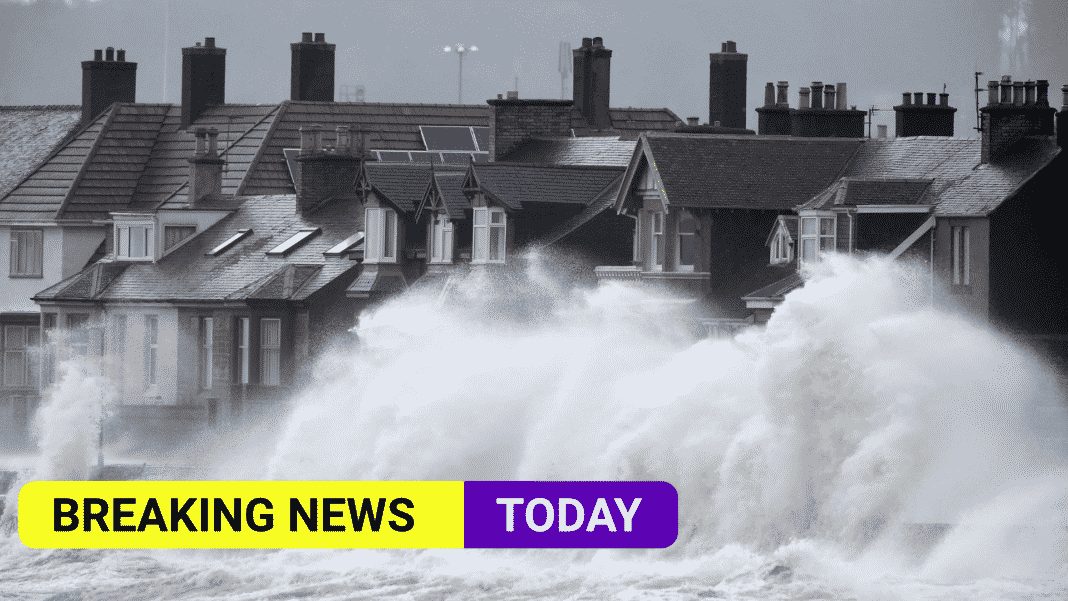Storm Evert: First named summer storm of 2021 set to hit the UK tonight