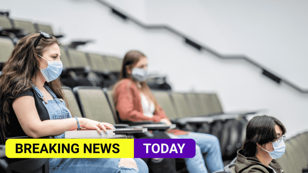 Students may be required to be vaccinated to attend lectures and halls