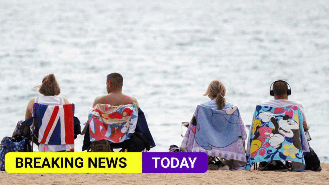 UK to see temperatures of up to 27C in 12-day heatwave