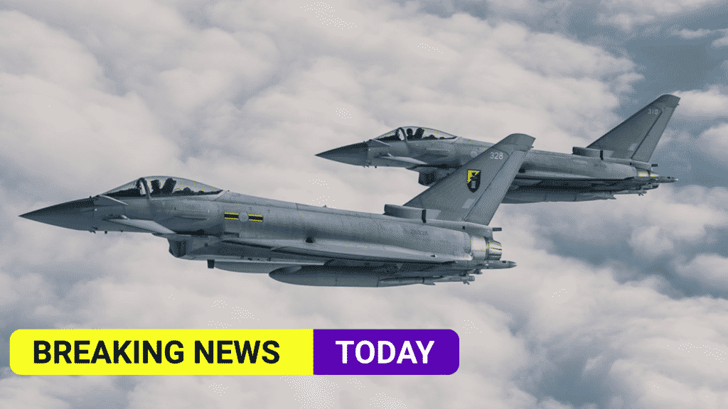 UK ready to launch strikes against ISIS-K according to head of RAF