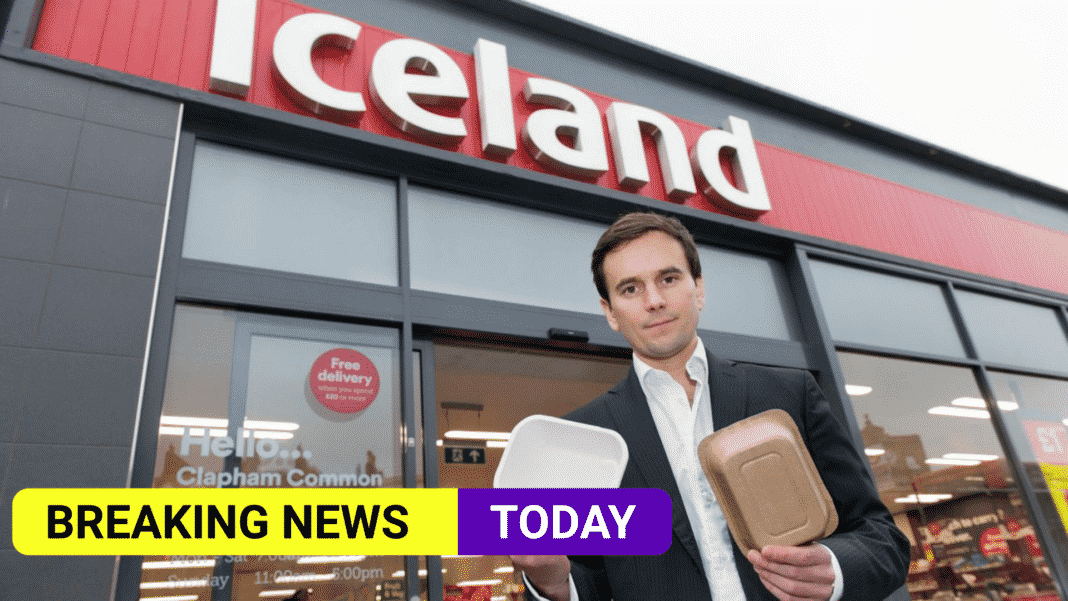 Iceland boss urges shoppers to not panic buy for Christmas