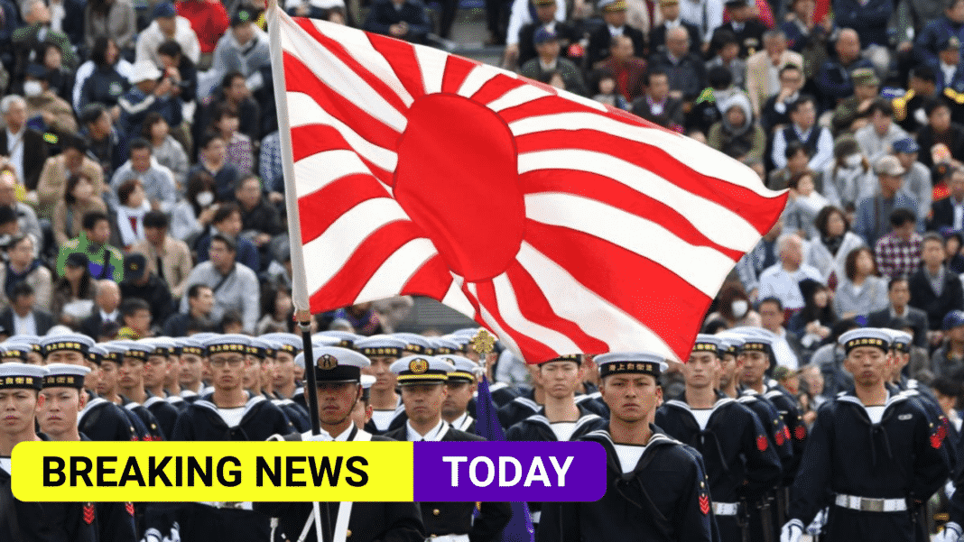Japanese defence ministry seeks record budget amid China worries