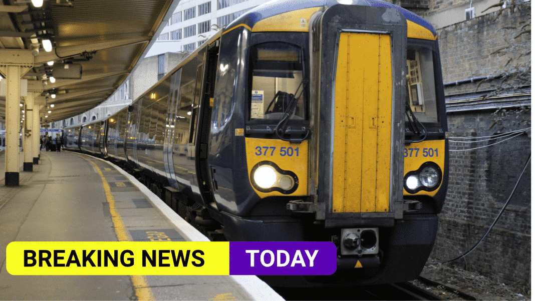 The government takes over Southeastern rail after 'serious breach'