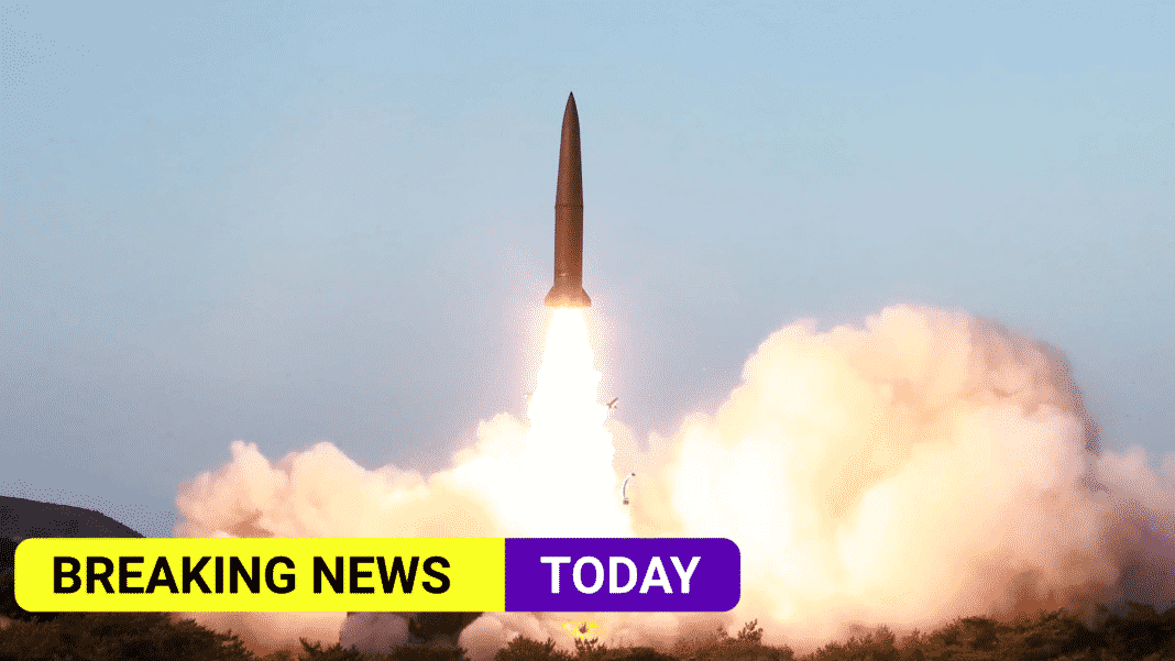 North Korea fires two missiles off its east coast, says South Korea