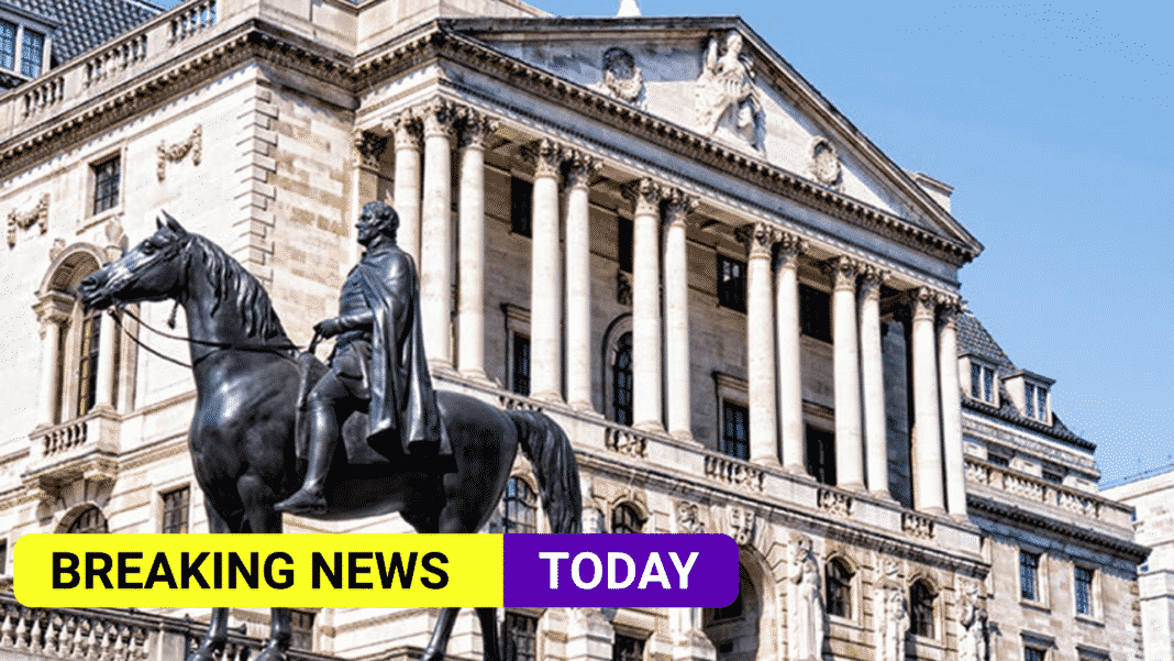 Bank of England increases inflation forecast, does nothing to help prices
