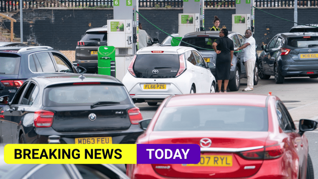 Government considers calling up army to tackle fuel shortages